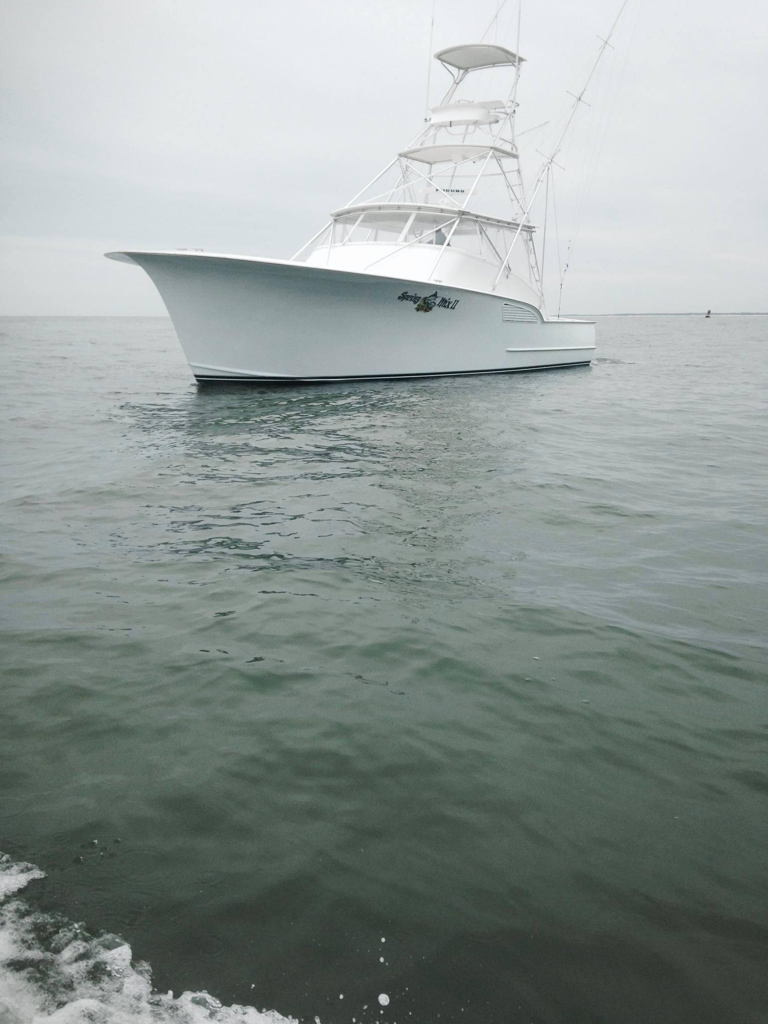 MAKE UP/SPLIT TRIPS Spring Mix II, Ocean City Fishing Centerslip