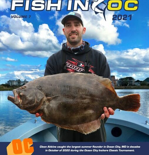The 2021 edition of Fish in OC magazine is now