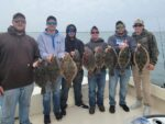 Nice weekend, starting to find a few more flounder. (Nice weekend,  starting to find a few more flounder.)