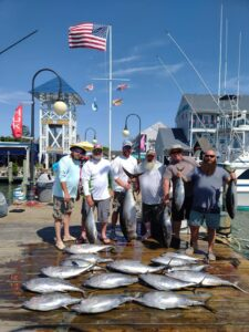 As fishing continues to be good,,,,Capt.Todd and Capt.Ben had another (As fishing continues to be good,,,,Capt.Todd and Capt.Ben had another great gro…)