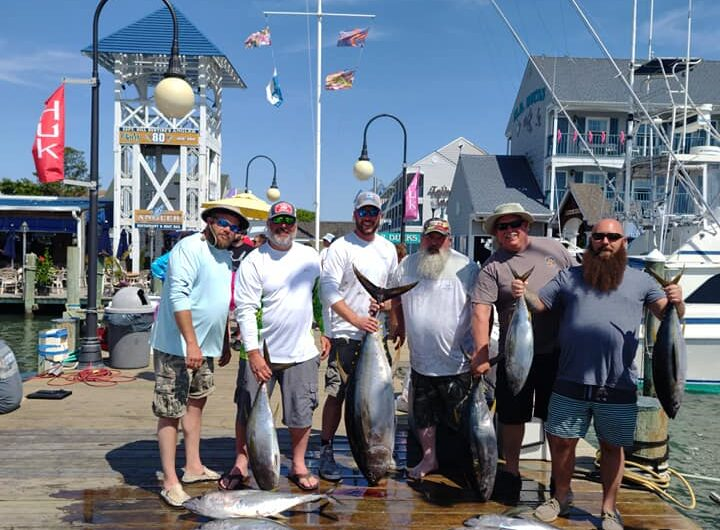 As fishing continues to be good,,,,Capt.Todd and Capt.Ben had another