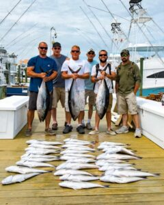 """""""Marli"""" crew showed up to the dock today with 3 (""""Marli"""" crew showed up to the dock today with 3 blue fin and maxed out on tilef…)"""