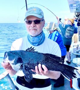 Sea Bass 6/15/21 – The return of Murray Adams! Rust-stained (Sea Bass 6/15/21 – The return of Murray Adams!   Rust-stained & oil starved, the…)