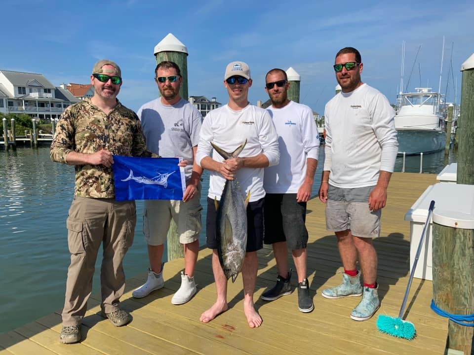 The Ocean City Marlin Club is awarding $5,000 to the