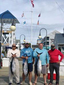 Tuna bite at 100f line – (Tuna bite at 100f line –)