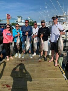 Tunas are here. Fun day with this group from Queen (Tunas are here. Fun day with this group from Queen Anne's County. Thank you for…)