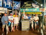 Chaser with a few tuna! Total qualifying weight is 329.5 (Chaser with a few tuna! Total qualifying weight is 329.5 pounds! 111 pound tuna…)