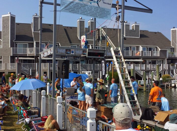 The 48th White Marlin Open starts Monday August 2nd. The