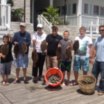 CRABBING AND CLAMMING ON A CHARTER BOAT IN OCEAN CITY (CRABBING AND CLAMMING ON A CHARTER BOAT IN OCEAN CITY A sure way to put somethin…)