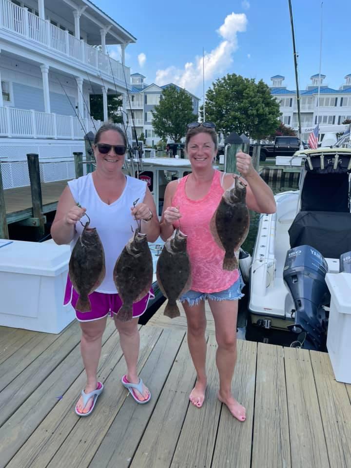 Fun summer wind down weeks here in OC #hukfishing #pennfishing