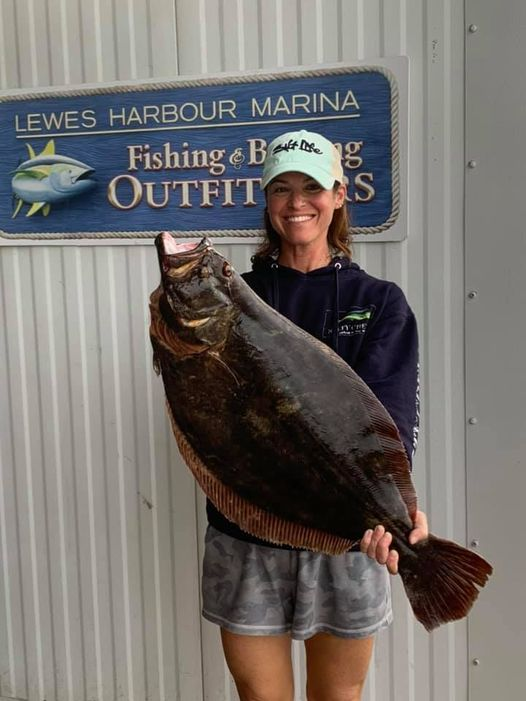 Holy mackerel! I mean holy DOORMAT! Jackie Young, from Chaddsford
