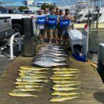 The @springmix2sportfishing got it done today with a big meat (The @springmix2sportfishing got it done today with a big meat haul and three wh…)