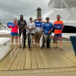 Yesterday's trip was a fun day on the water. We (Yesterday's trip was a fun day on the water. We caught a few White Marlins and …)